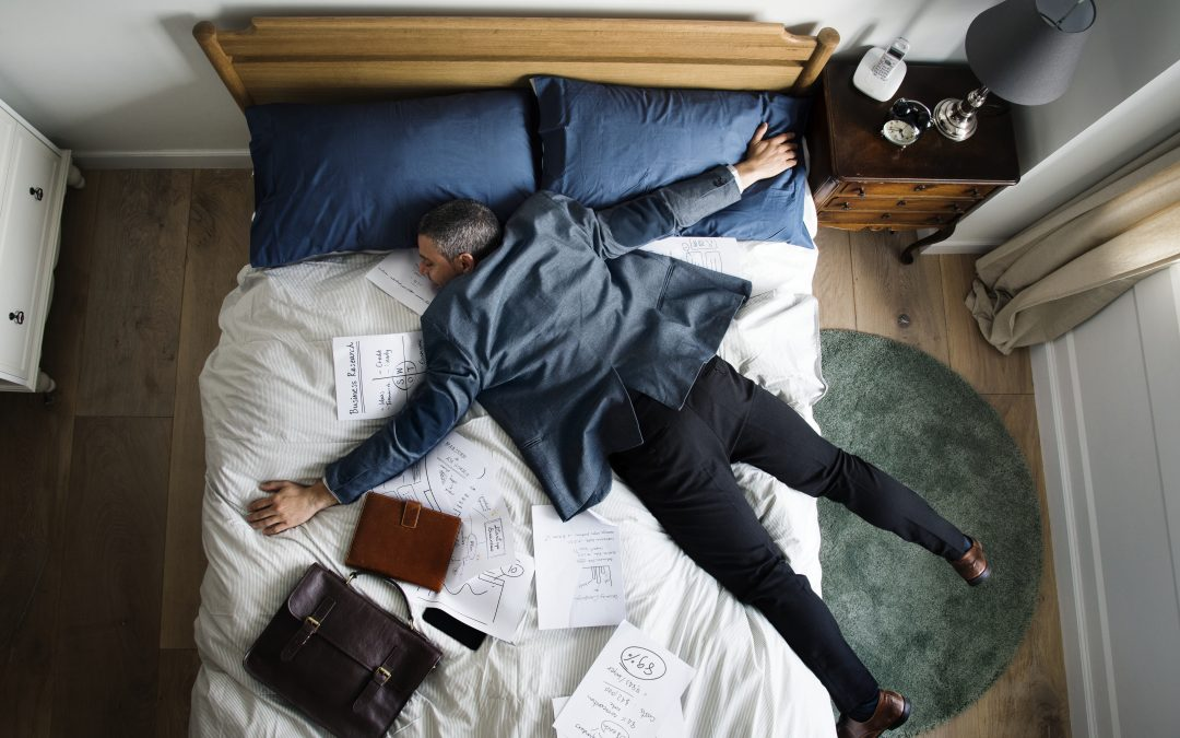 Stop The Hustle: How To Start Being Effective Without Overworking Yourself!